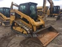 Equipment photo CATERPILLAR 279D C3-H2 多様地形対応ローダ 1