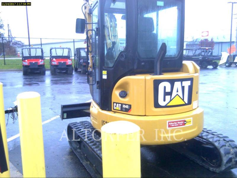 CATERPILLAR TRACK EXCAVATORS 304E2 CR- equipment  photo 3