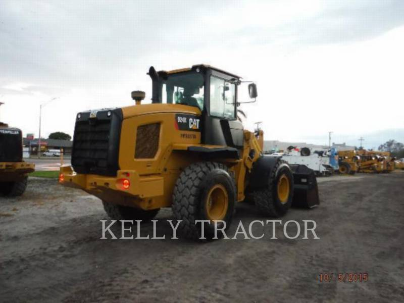 CATERPILLAR CARGADORES DE RUEDAS 924K equipment  photo 8
