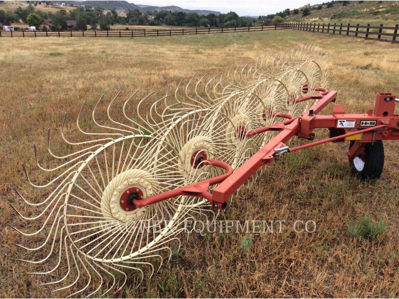 H&S MANUFACTURING CO. AG HAY EQUIPMENT CR12 equipment  photo 8