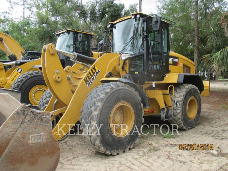CATERPILLAR CARGADORES DE RUEDAS 938M equipment  photo 1