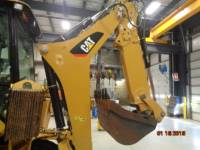 CATERPILLAR BAGGERLADER 420F2ST equipment  photo 21