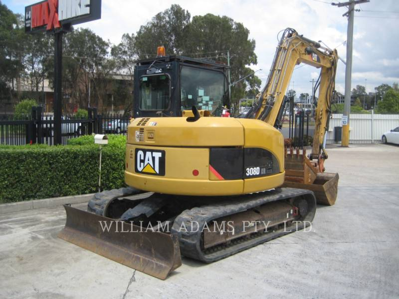 CATERPILLAR TRACK EXCAVATORS 308DCRSB equipment  photo 4