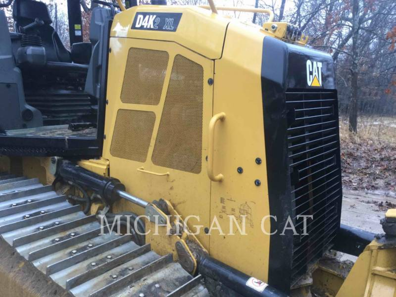 CATERPILLAR TRACK TYPE TRACTORS D4K2X AS4F equipment  photo 14