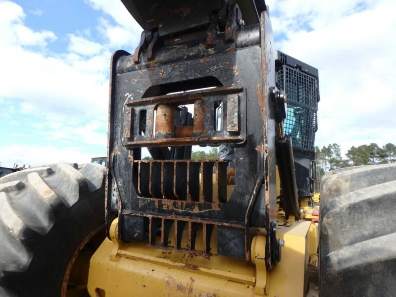 CATERPILLAR SILVICULTURA - TRATOR FLORESTAL 545D equipment  photo 14