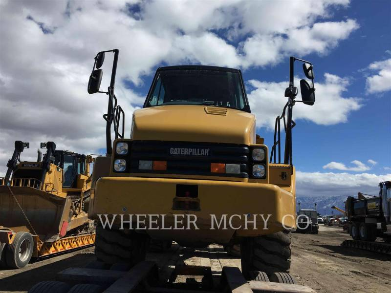 CATERPILLAR KNICKGELENKTE MULDENKIPPER 730 TG equipment  photo 10