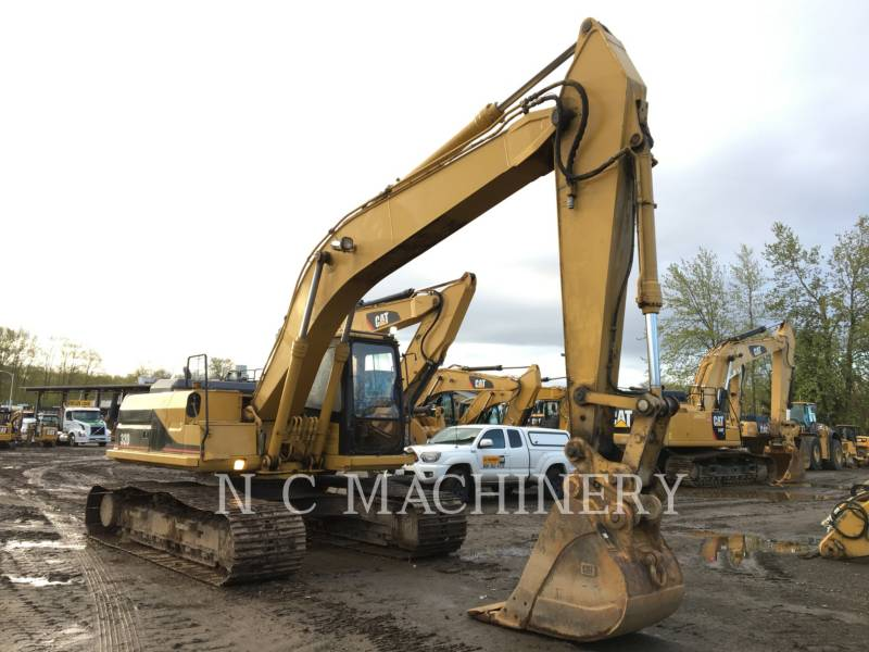 CATERPILLAR TRACK EXCAVATORS 320L equipment  photo 3