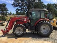 Equipment photo AGCO-MASSEY FERGUSON MF4610 TRACTEURS AGRICOLES 1