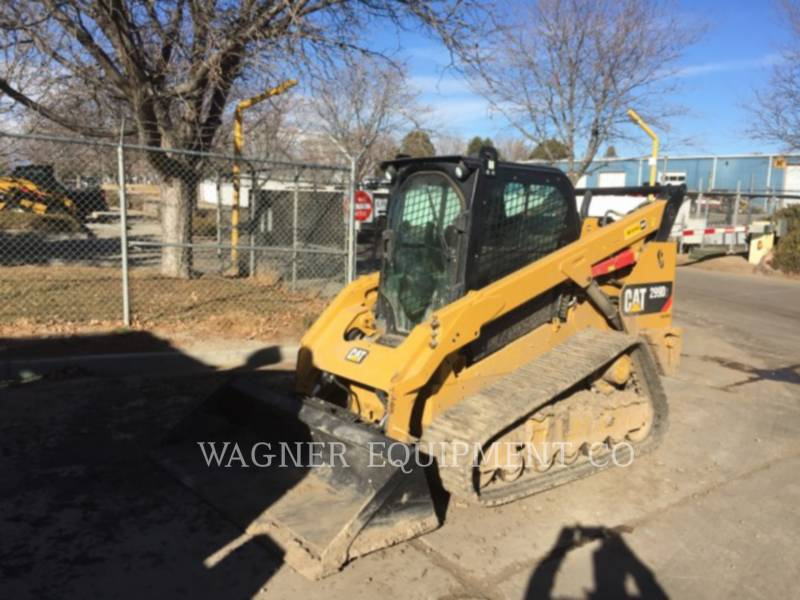 CATERPILLAR CHARGEURS COMPACTS RIGIDES 299D2 equipment  photo 1