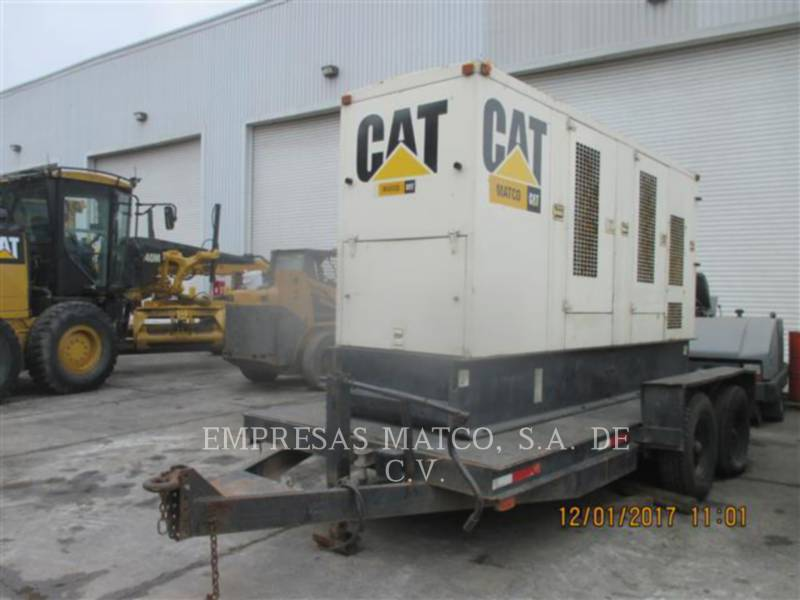 CATERPILLAR Grupos electrógenos móviles XQ200 equipment  photo 1