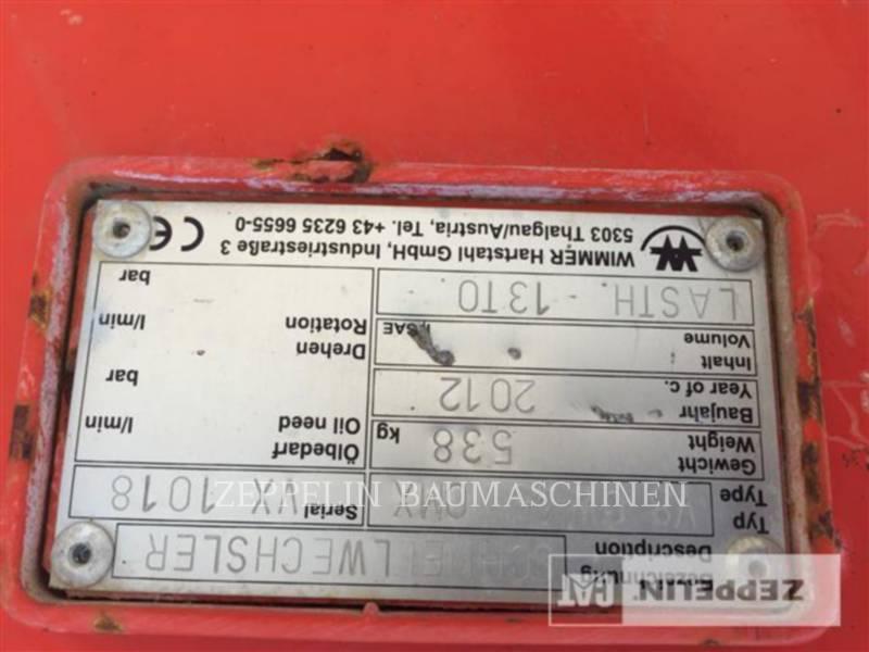 Caterpillar UL – BRAŢ DE EXCAVARE OILMAX CW45S equipment  photo 8