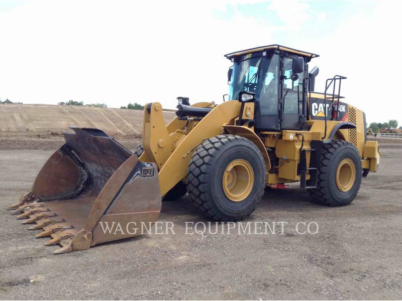 CATERPILLAR WHEEL LOADERS/INTEGRATED TOOLCARRIERS 950K FC equipment  photo 2