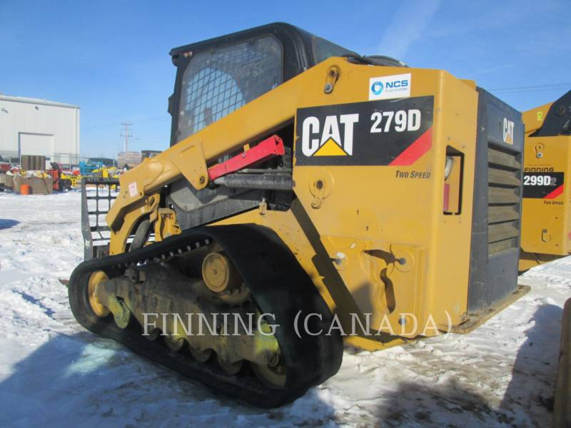 CATERPILLAR MULTI TERRAIN LOADERS 279D equipment  photo 6