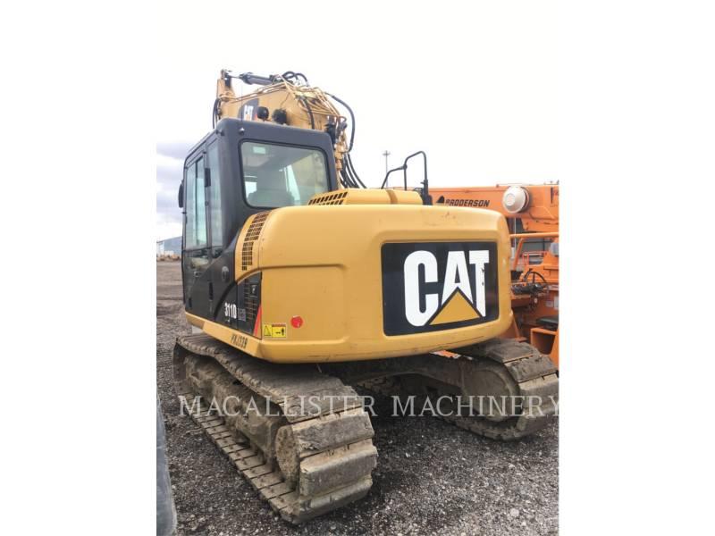 CATERPILLAR TRACK EXCAVATORS 311DLRR equipment  photo 3