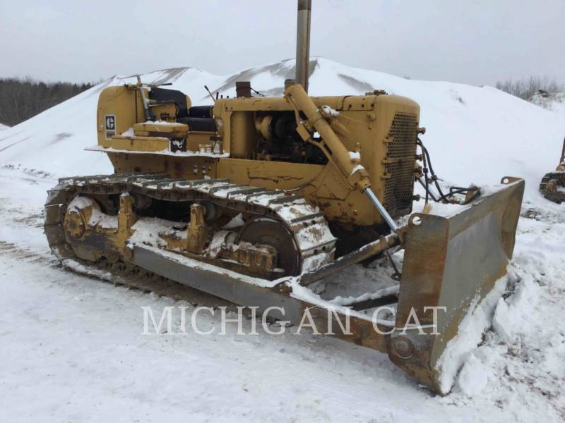 CATERPILLAR KETTENDOZER D6C equipment  photo 1