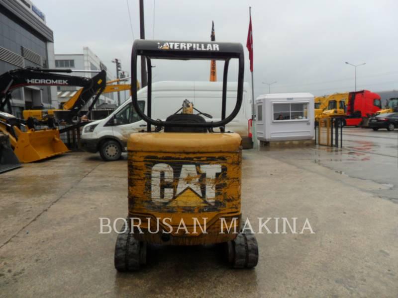 CATERPILLAR MINING SHOVEL / EXCAVATOR 301.8C equipment  photo 3