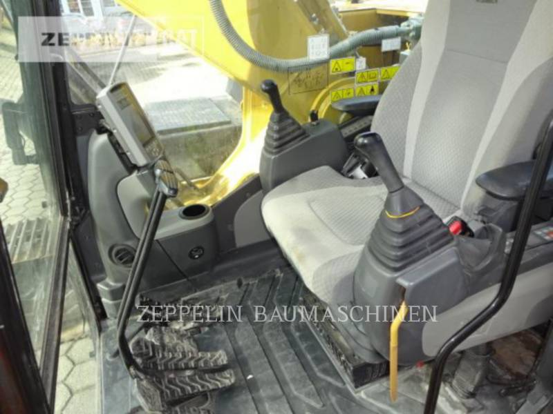 CATERPILLAR TRACK EXCAVATORS 330DL equipment  photo 12