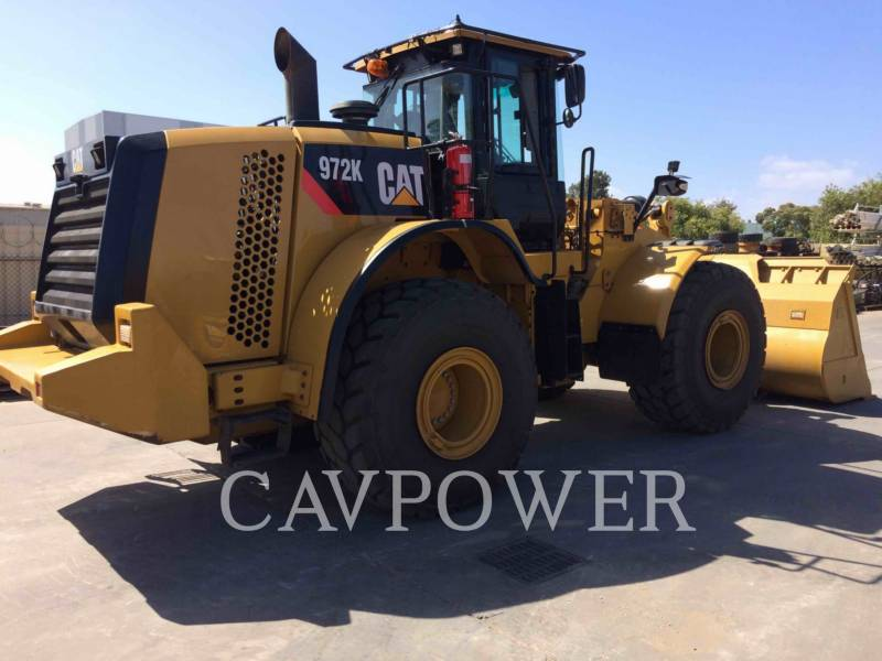 CATERPILLAR CARGADORES DE RUEDAS 972 K equipment  photo 3