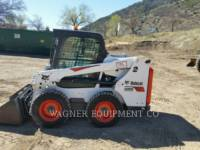 Equipment photo BOBCAT S550 SKID STEER LOADERS 1