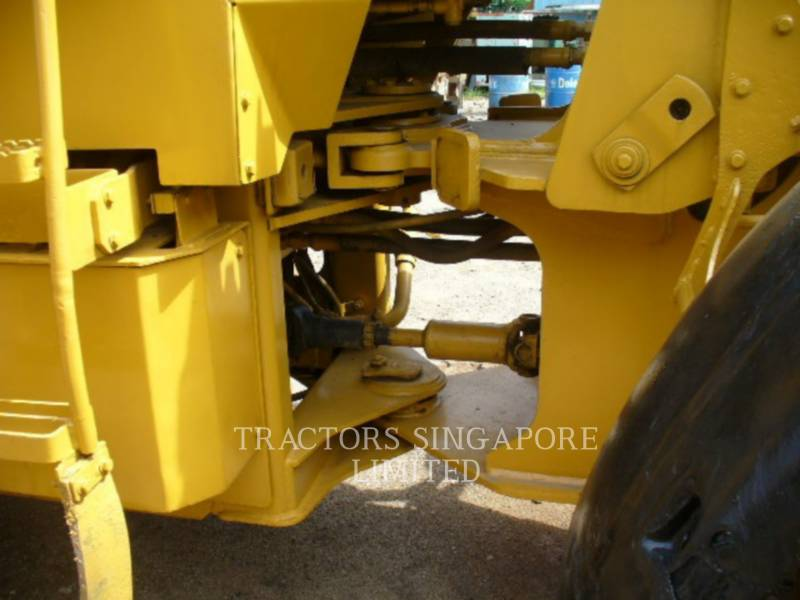 CATERPILLAR RADLADER/INDUSTRIE-RADLADER 924GZ equipment  photo 9