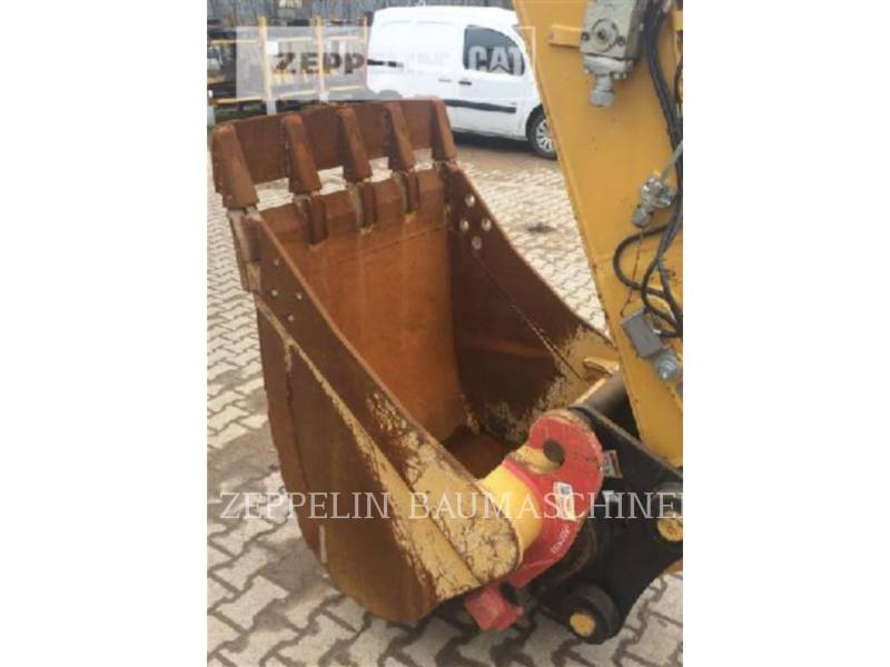 CATERPILLAR PELLES SUR PNEUS M313D equipment  photo 16