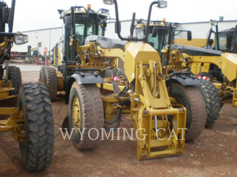 Caterpillar AUTOGREDERE 140M AWD equipment  photo 3