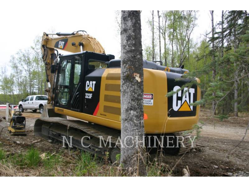 CATERPILLAR トラック油圧ショベル 323F L equipment  photo 3