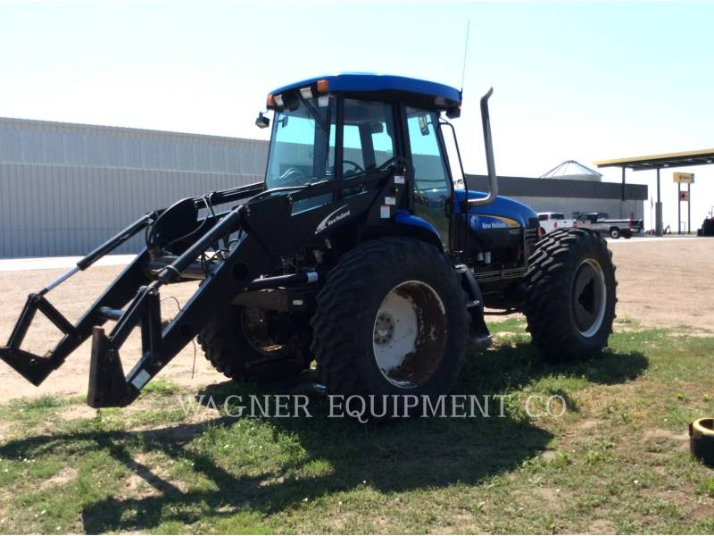 NEW HOLLAND LTD. LANDWIRTSCHAFTSTRAKTOREN TV145 equipment  photo 3