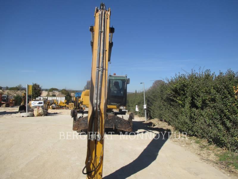 CATERPILLAR ESCAVATORI GOMMATI M318D MH equipment  photo 13