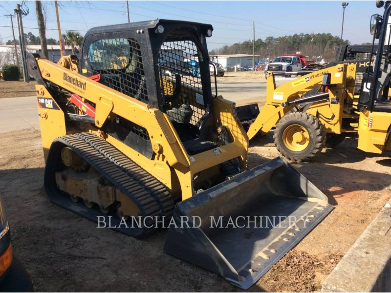 CATERPILLAR CARGADORES MULTITERRENO 249D equipment  photo 1