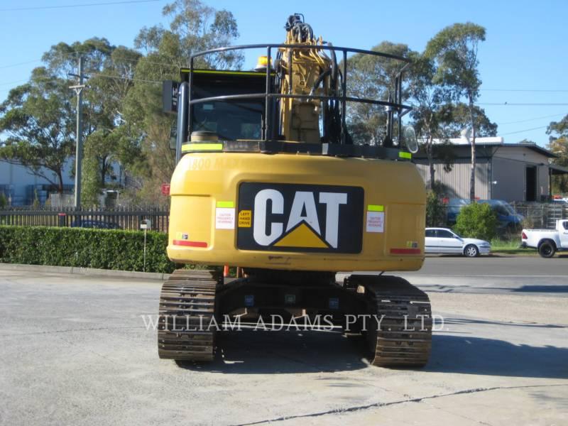 CATERPILLAR PELLE MINIERE EN BUTTE 311 D LRR equipment  photo 2