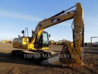 CATERPILLAR TRACK EXCAVATORS 313FL GC P equipment  photo 1