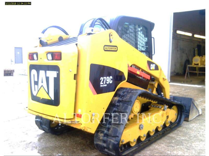 CATERPILLAR CARREGADEIRAS TODO TERRENO 279C equipment  photo 4