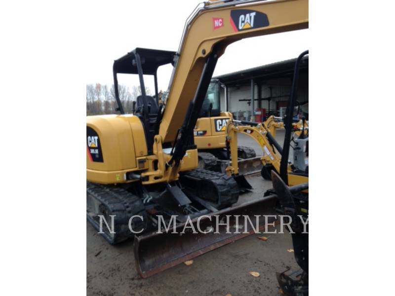 CATERPILLAR TRACK EXCAVATORS 305.5ECRCN equipment  photo 4
