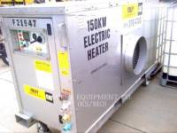 Equipment photo OHIO CAT MANUFACTURING HEATE150KW TEMPERATURE CONTROL 1