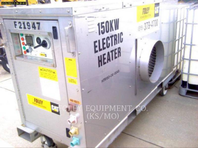 OHIO CAT MANUFACTURING COMANDĂ TEMPERATURĂ HEATE150KW equipment  photo 1