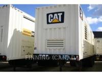 Equipment photo CATERPILLAR XQ1250G TRANSPORTABLE STROMAGGREGATE 1