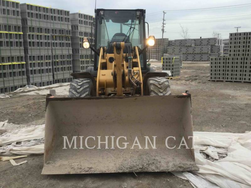 CATERPILLAR WHEEL LOADERS/INTEGRATED TOOLCARRIERS 908H C equipment  photo 3