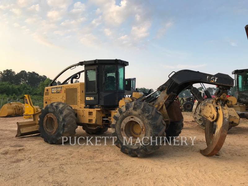 CATERPILLAR FORSTWIRTSCHAFT - HOLZRÜCKER 525D equipment  photo 2