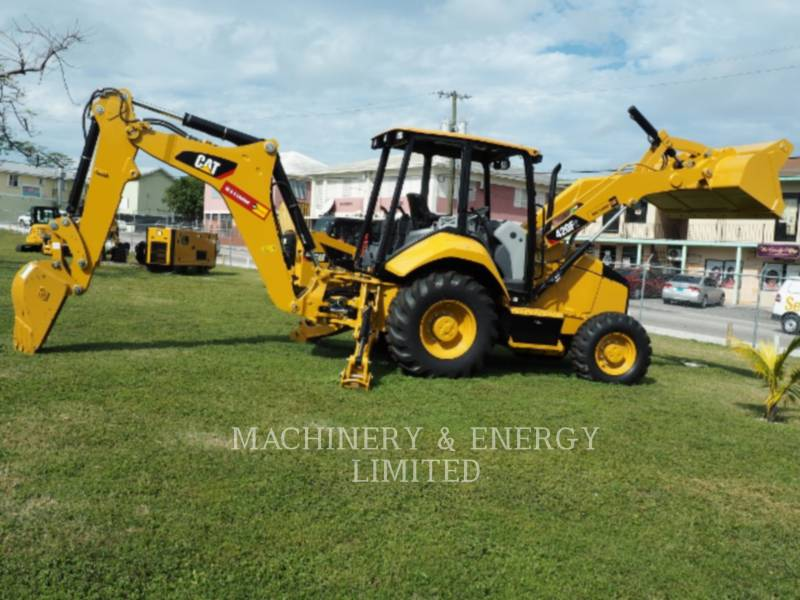 CATERPILLAR バックホーローダ 422 F 2 equipment  photo 1