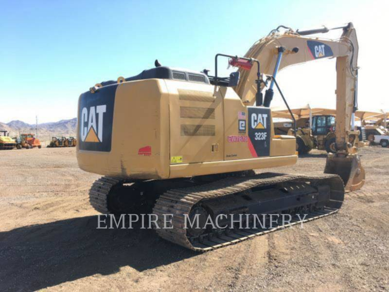 CATERPILLAR EXCAVADORAS DE CADENAS 323FL equipment  photo 3