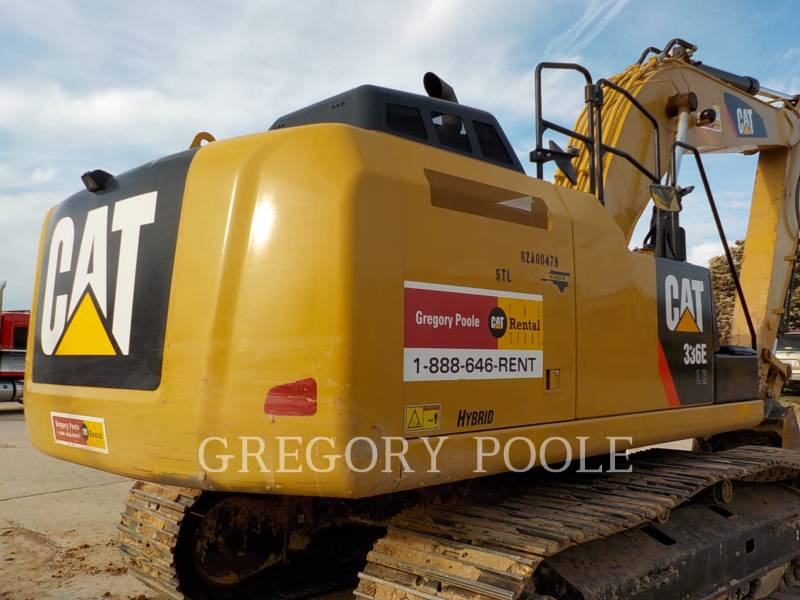 CATERPILLAR EXCAVADORAS DE CADENAS 336E H equipment  photo 11