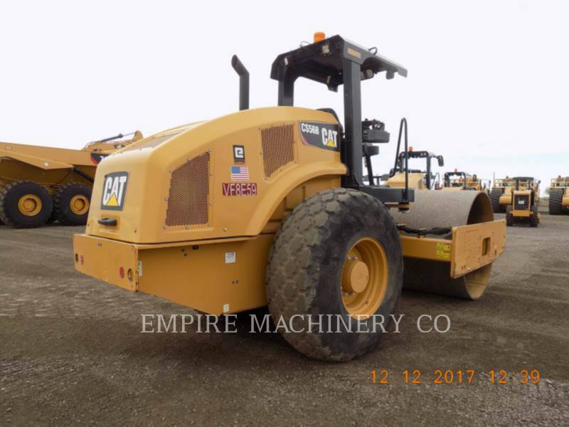 Caterpillar SUPORT TAMBUR SIMPLU PENTRU ASFALT CS56B equipment  photo 2