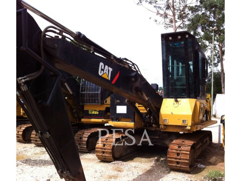 CATERPILLAR FORESTRY - LOG LOADERS 320DFMLLB equipment  photo 2