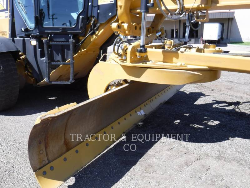 CATERPILLAR MOTOR GRADERS 160M2 equipment  photo 5