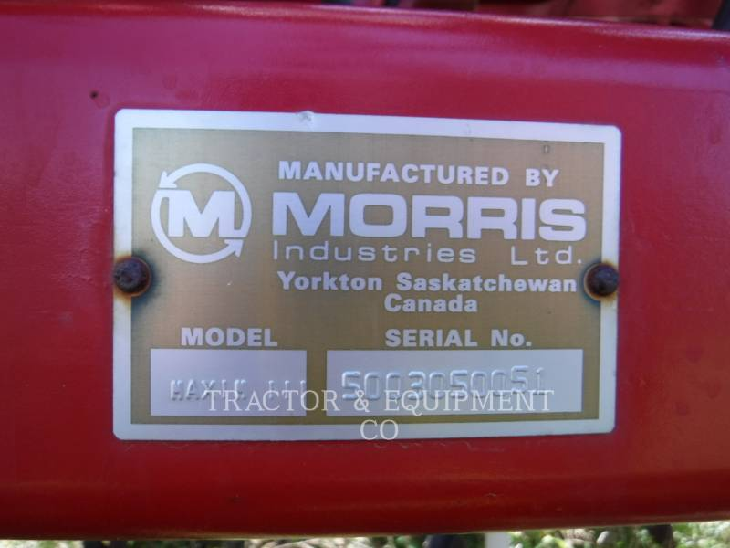 ALLIED SYSTEMS COMPANY 農業用その他 MORRIS ADR equipment  photo 2