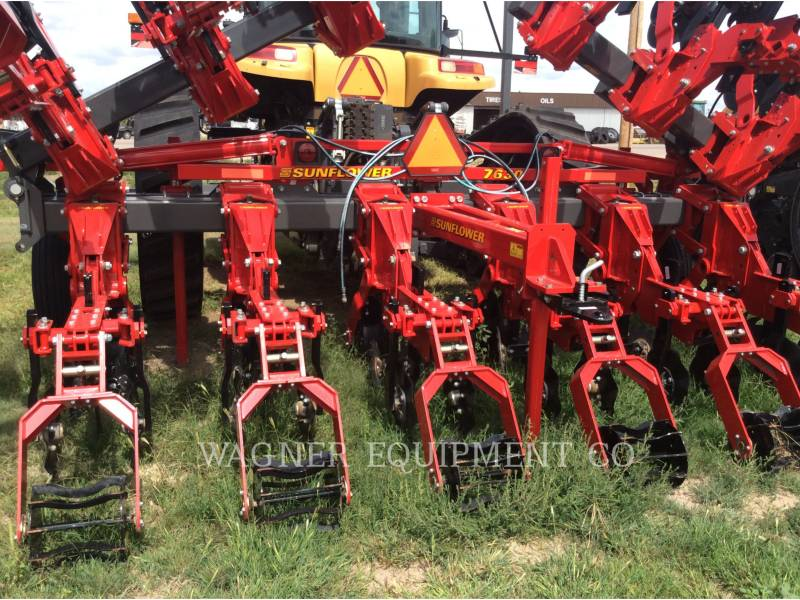 SUNFLOWER MFG. COMPANY EQUIPO DE LABRANZA AGRÍCOLA SF7630-30 equipment  photo 11