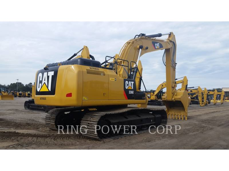CATERPILLAR TRACK EXCAVATORS 336ELT4TC equipment  photo 4