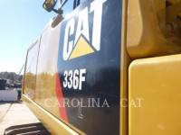 CATERPILLAR TRACK EXCAVATORS 336F QC equipment  photo 10