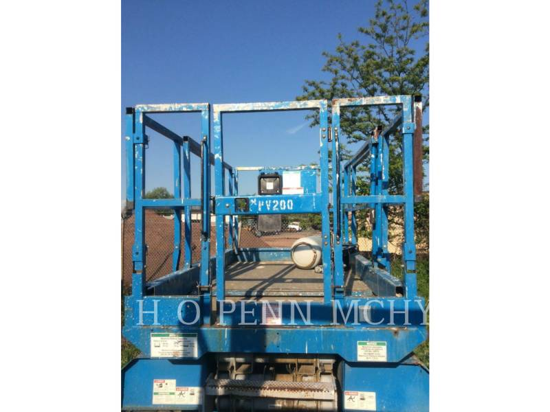 GENIE INDUSTRIES ПОДЪЕМ - НОЖНИЦЫ GS2668RT equipment  photo 5